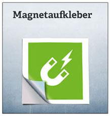 Magnetaufkleber