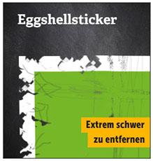 Eggshellsticker