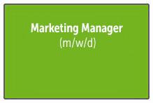 Marketing-Manager gesucht