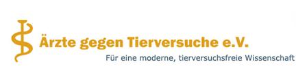 ärzte gegen tierversuche logo