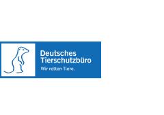 deutsches tierschutzbüro logo