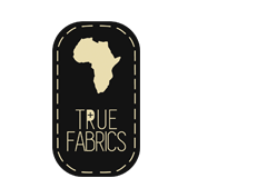 true fabrics logo