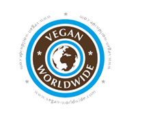 vegan worldwide logo