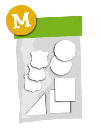 Sticker Pack M