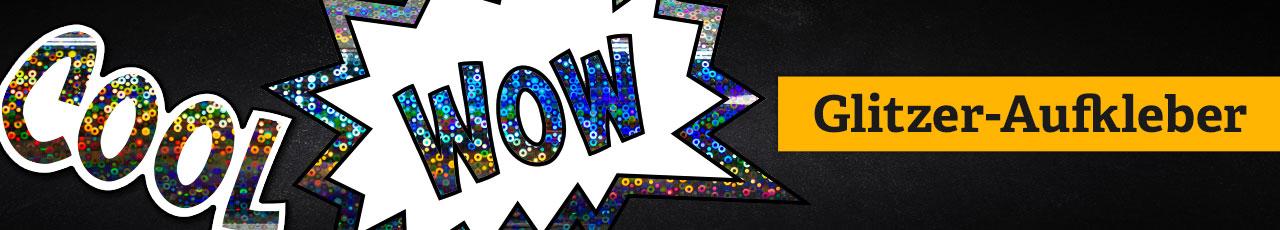 Glitzer Sticker, Glitzer Aufkleber, Glitzer Etiketten, Glitzer Folien, Hologramm Sticker, Hologramm Aufkleber, Hologramm Etiketten, Hologramm Folien