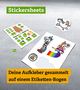 Stickersheets