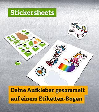 Stickersheets