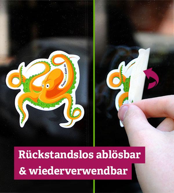 Yupo Tako - ablösbare Sticker