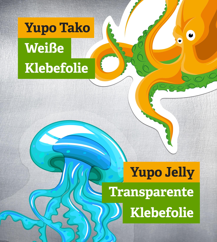 YUPO TAKO - YUPO JELLY